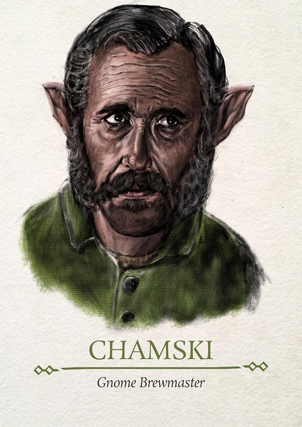 chamski
